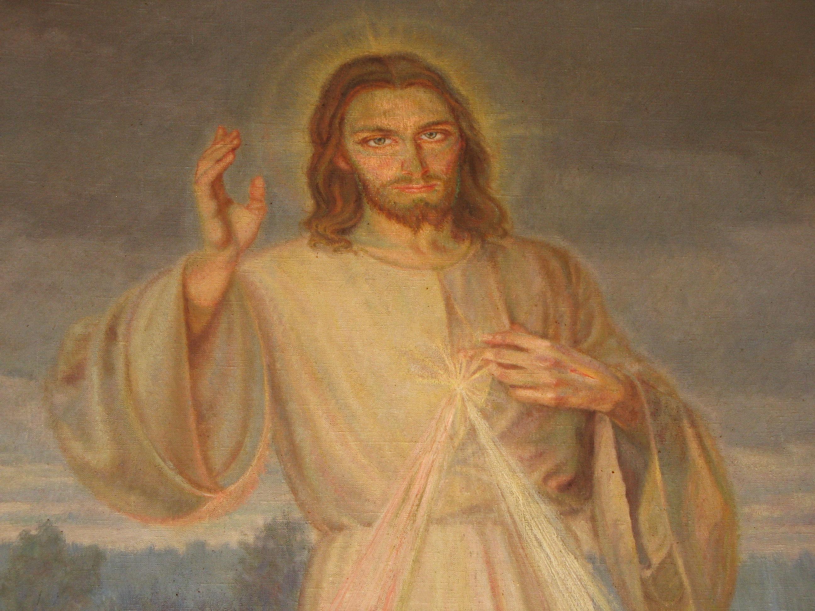 II NIEDZIELA WIELKANOCY,- 19 kwietnia 2020 – MIŁOSIERDZIA BOŻEGO